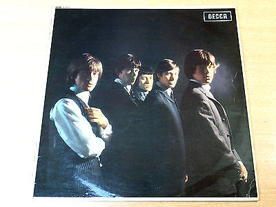 The Rolling Stones/Self Titled/No 1/1964 Unboxed Decca Mono LP/First Press