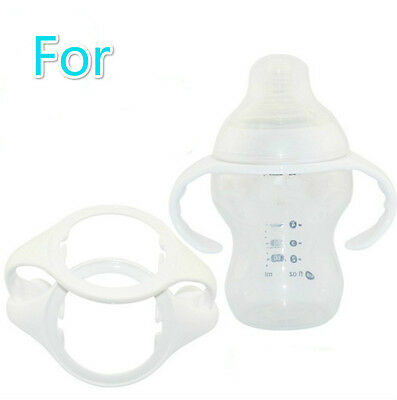 61mm Baby Cup Feeding Bottle Handles Holder Easy Grip For Tommee Tippee SK