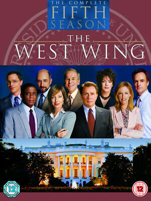The West Wing: The Complete Season 5 (Box Set) DVD (2005) Bradley Whitford