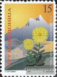 makedonien 101 mint never hinged mnh 1997 Day the Environment