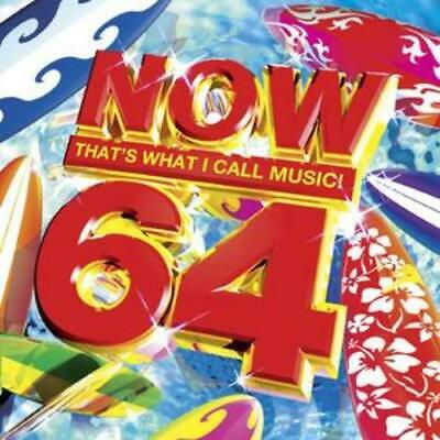 Various Artists : Now That's What I Call Music! 64 CD 2 discs (2006) Great Value