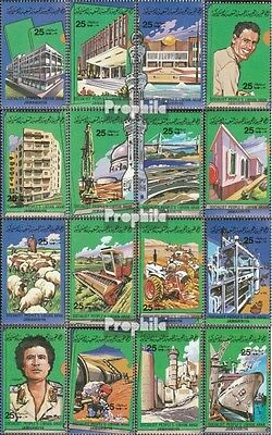 Libya 1389-1404 (complete.issue.) unmounted mint / never hinged 1984 september r