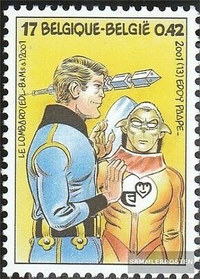 Belgium 3060 (complete.issue.) unmounted mint / never hinged 2001 Comics