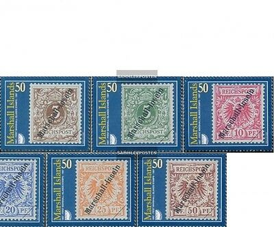 Marshall-Islands 819-825 (complete.issue.) fine used / cancelled 1997 Stamp Exhi