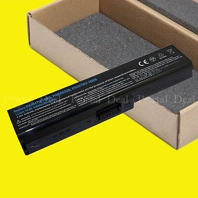 New Battery For TOSHIBA Satellite P755 P755D P770 P770D P775 P775D L670 L670D