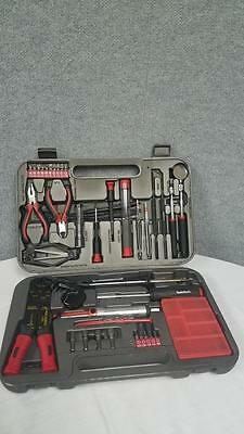 Radio Shack 61 PC Computer and Electric Tool Kit - Handy Man Accessories Set