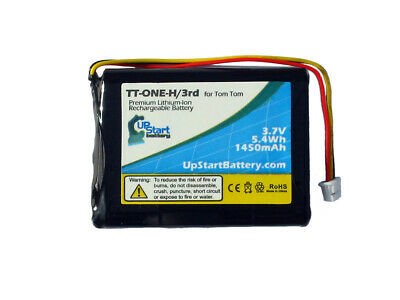 Battery for TomTom One XL S, One XL Europe, One V3