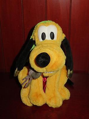 "7"" Mickey Mouse Plush PLUTO Pirates of Caribbean Disney Parks Stuffed Animal Toy"