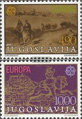 Yugoslavia 1787-1788 (complete.issue.) unmounted mint / never hinged 1979 Europe