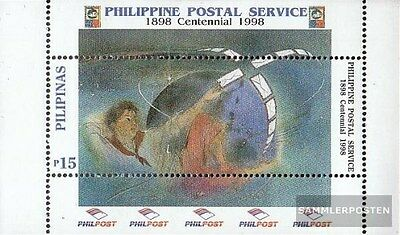 Philippines block126 (complete.issue.) unmounted mint / never hinged 1998 Philip