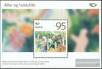 Iceland Block40 (complete.issue.) unmounted mint / never hinged 2006 NORTH