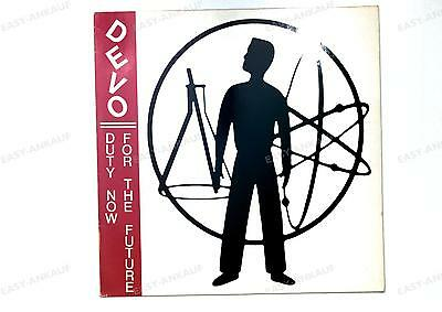 Devo - Duty Now For The Future Europe LP 1979 //7