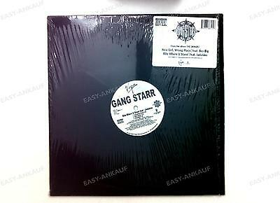 Gang Starr - Nice Girl, Wrong Place / Rite Where U Stand US Maxi 2003 //1