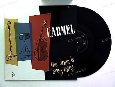 Carmel - The Drum Is Everything LP 1984 //3