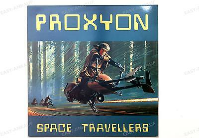 Proxyon - Space Travellers NL Maxi 1988 //1