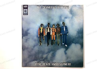 The Chambers Brothers - Love, Peace And Happiness / Live at ... GER 2LP 1969 //4