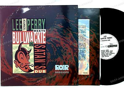 Lee Scratch Perry Meets Bullwackie In Satan's Dub FRA LP 1990 ROIR Sessions //1