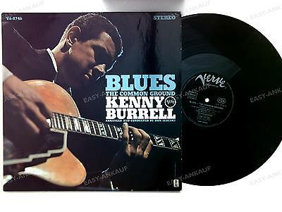 Kenny Burrell - Blues - The Common Ground GER LP 1968 //1