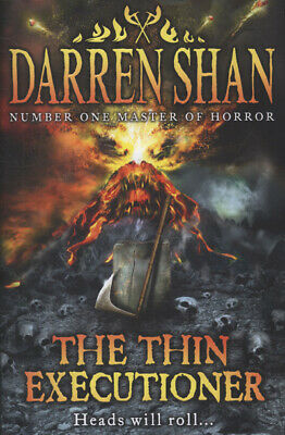 The thin executioner by Darren Shan (Hardback)