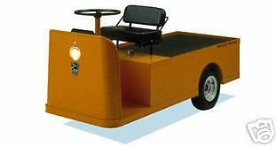 Taylor Dunn Utility Cart - 3 Wheel  Service Manual  CD in Pdf.