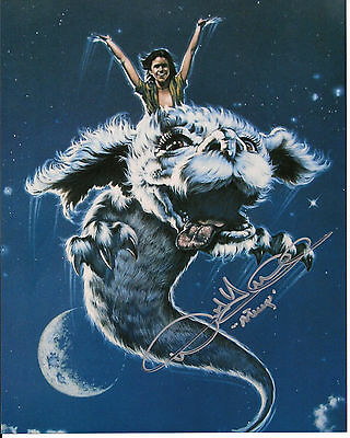 NOAH HATHAWAY The NEVERENDING Story Original Hand Signed Autograph 8x10 Photo 5