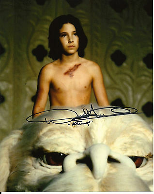 NOAH HATHAWAY The NEVERENDING Story Original Hand Signed Autograph 8x10 Photo 11