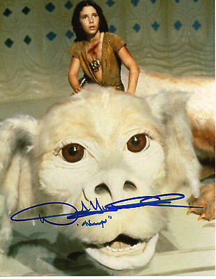 NOAH HATHAWAY The NEVERENDING Story Original Hand Signed Autograph 8x10 Photo 12