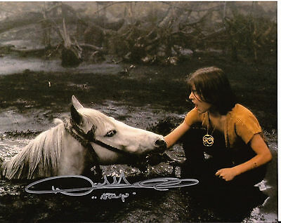 NOAH HATHAWAY The NEVERENDING Story Original Hand Signed Autograph 8x10 Photo 13