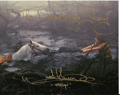 NOAH HATHAWAY The NEVERENDING Story Original Hand Signed Autograph 8x10 Photo 23