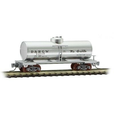 Denver & Rio Grande Western 39' Single Dome Tank Car MTL #530 00 471 Z-Scale