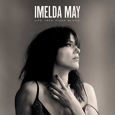 Imelda May - Life Love Flesh Blood - New Deluxe Edition Cd