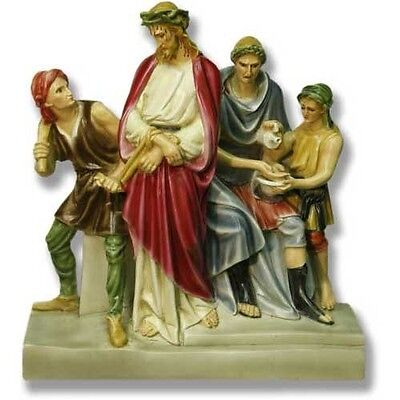 Beautiful set of full color stations of the cross
