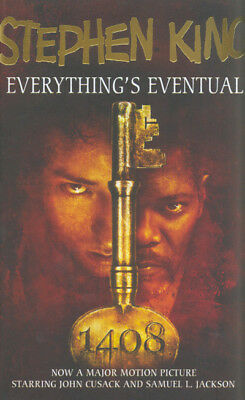 Everything's eventual: 14 dark tales by Stephen King (Paperback)