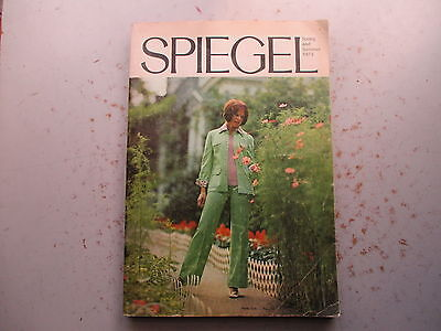 Spiegel Catalog - Spring and Summer 1973 Edition, Fashions, More!