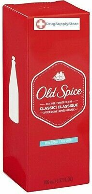Old Spice Pure Sport After Shave 6.37 oz