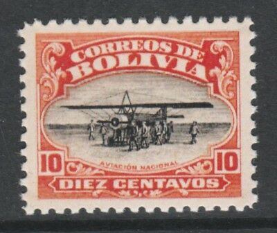 Bolivia 3231 - 1924 AVIATION SCHOOL - a Maryland FORGERY unused