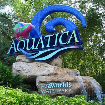 Aquatica Orlando Florida Tickets $33   A Promo Savings Discount Tool