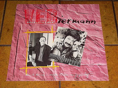 Wolf Biermann - Veb Volkseigener Biermann - Lp Near Mint!!