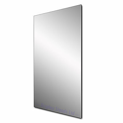 Mirror Sheet Acrylic Ideal for Gyms, Hairdressers, Dance (DSA/3/1200/600M)