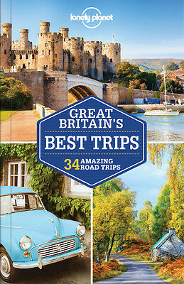 Lonely Planet Great Britain Best Trips Guide