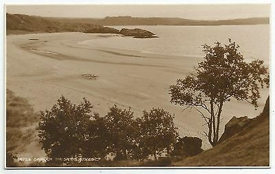 POSTCARD-SCOTLAND-GAIRLOCH-RP. The Gairloch and Sands.