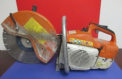 "Stihl TS400 TS 400 Cut-Off Concrete Saw with 14"" Blade"