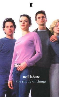 The Shape of Things by Neil LaBute | Paperback Book | 9780571212460 | NEW
