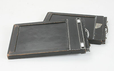 4X5 Misc Graphic Film Holders, Lot Of Two/176734