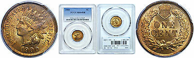 1900 Indian Head Cent PCGS MS-64 RB