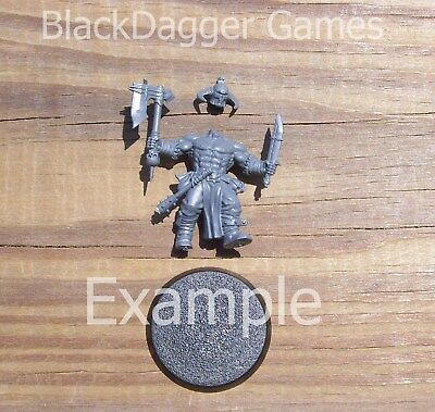 Warhammer Age of Sigmar Khorne Bloodreaver Single Figure Bits 1 Random Bitz