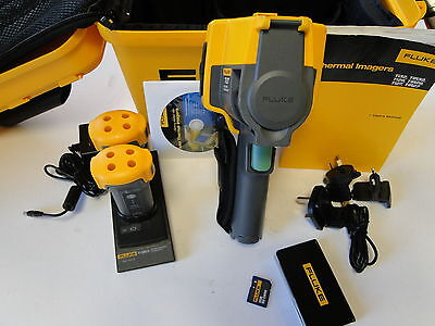Fluke Ti27 Thermal Imager Camera, 1 Year Warranty