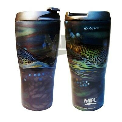 Montana Fly Company Fly Fishing Vacuum Coffee Mug