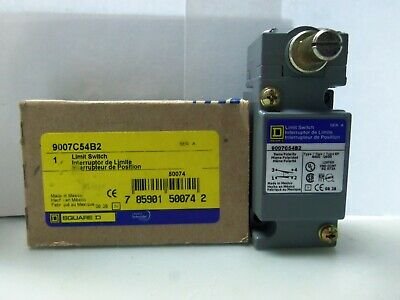 New Square D 9007 C54B2 Turret Head 9007C54B2 Limit Switch Series A  NIB