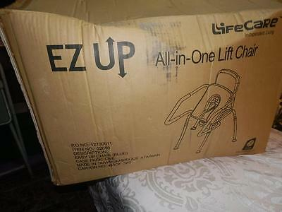 LifeCare EZ UP All in One Toilet Lift Chair